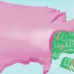 США – налоговый рай, что штрафует Швейцарский банкинг