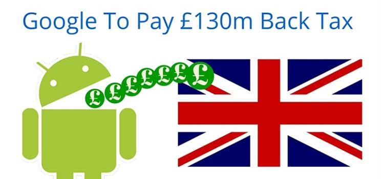 Налоговую Великобритании раскритиковали из-за сделки с Google
