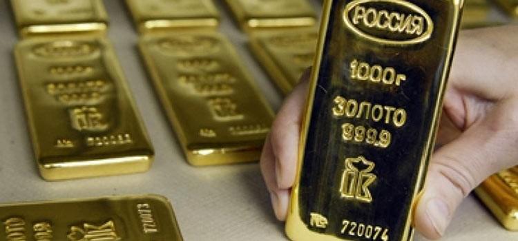 Путин бьет золотом по доллару