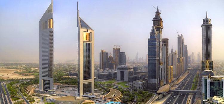 регистрации компании в Эмиратах