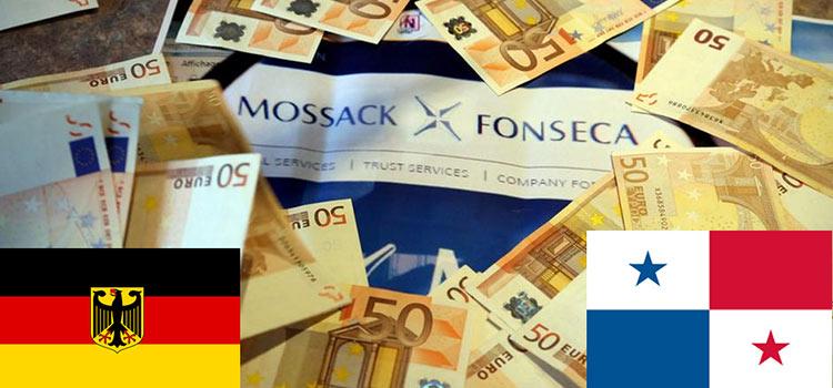 Реакция банков Германии, упомянутых в