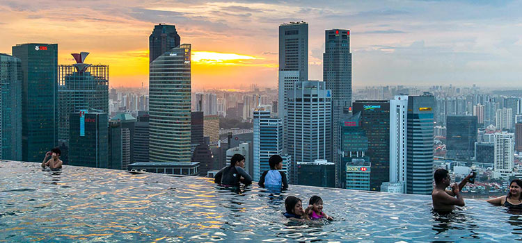 Иммиграция в Сингапур с ребенком