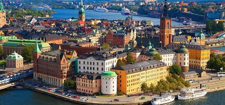 второй паспорт Швеции