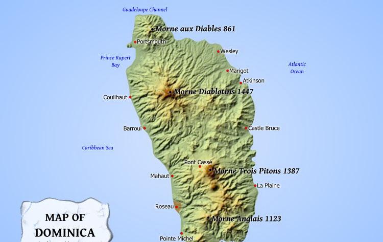Гражданство Доминики за покупку недвижимости по Программе