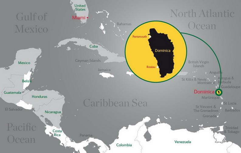 участие в Программе экономического гражданства Доминики