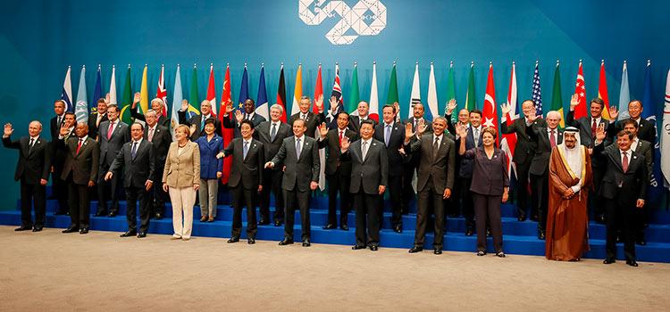 G20 и МВФ готовы бороться с отмыванием денег