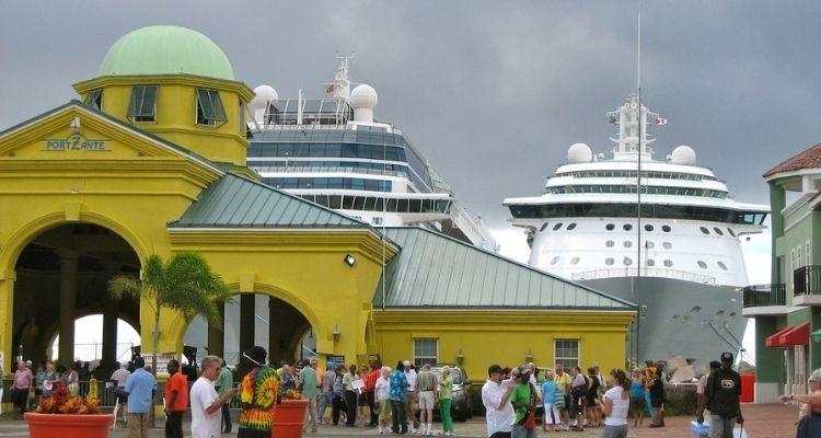 круизные лайнеры в Невисе