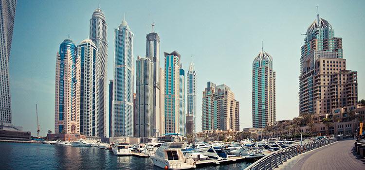 Как арендовать офис в Дубае в 2016