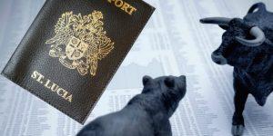 Второй паспорт Сент-Люсии через облигации
