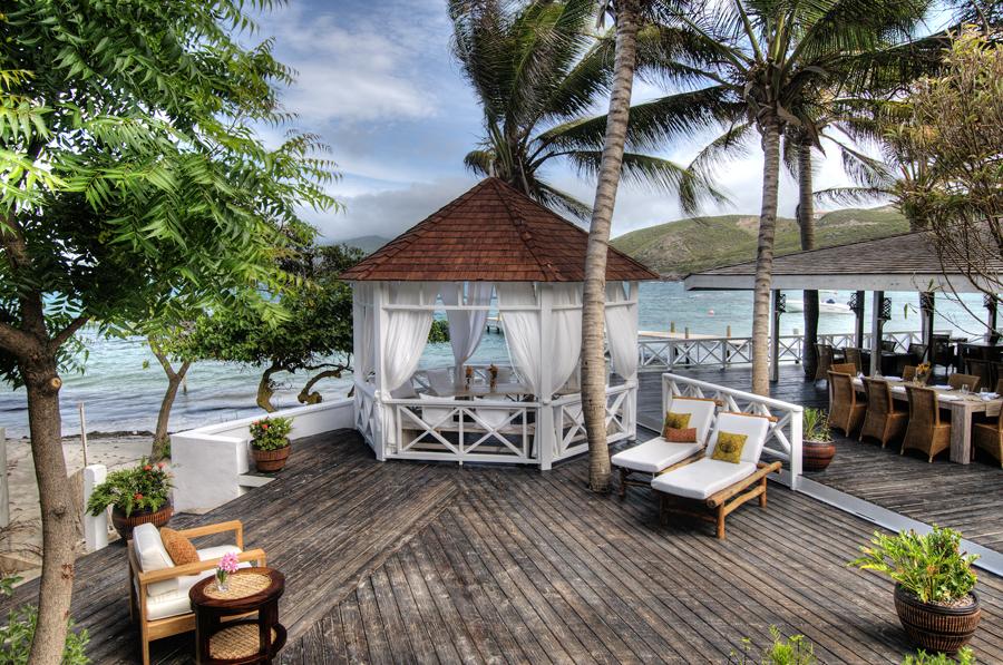 Пляжный домик Невис
