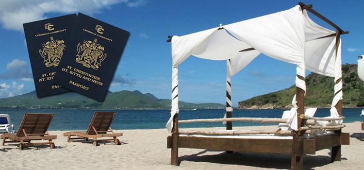 Второй паспорт Сент-Китс и Невис за инвестиции в недвижимость