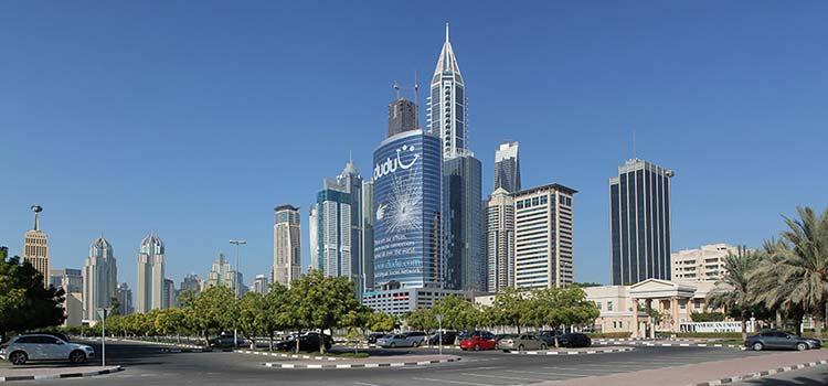 Открытие счета в банке ОАЭ