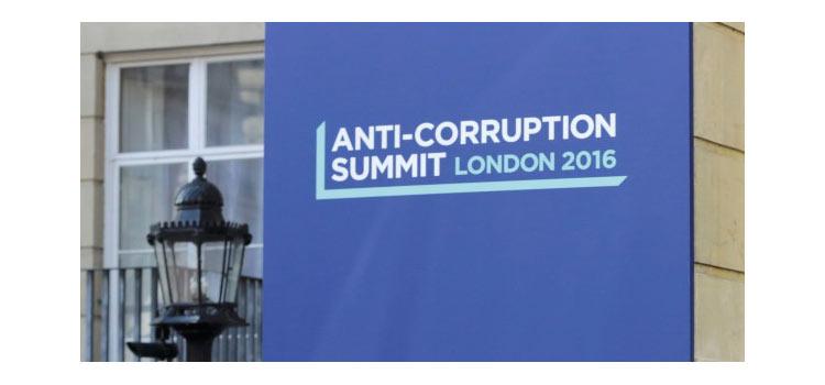 Антикоррупционный саммит в Лондоне дал первые трещины