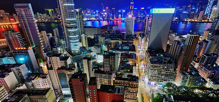 Купить оффшор в Гонконге дистанционно из Санкт-Петербурга