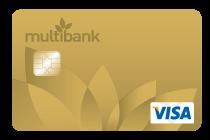 Visa Multibank Gold