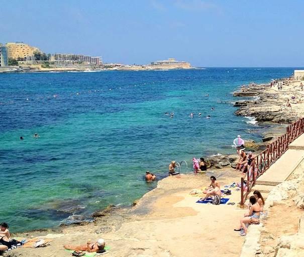 Sliema-Beach