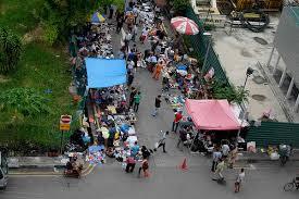Sungei Road Thieve's Market