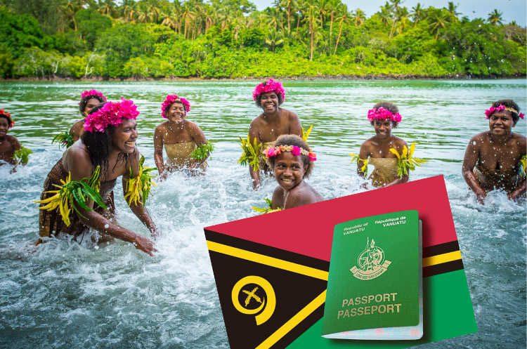 Vanuatu-citizen