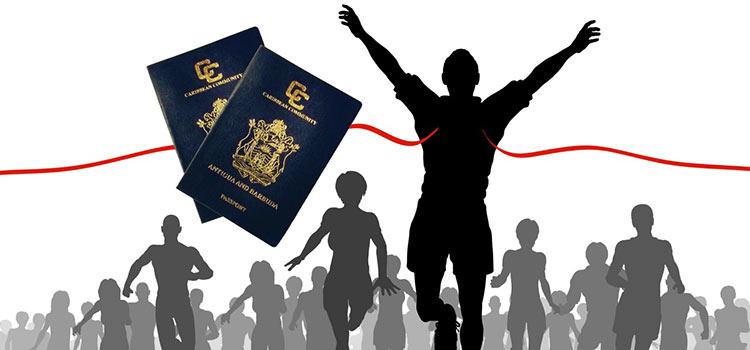 Покупая гражданство карибских островов в Антигуа