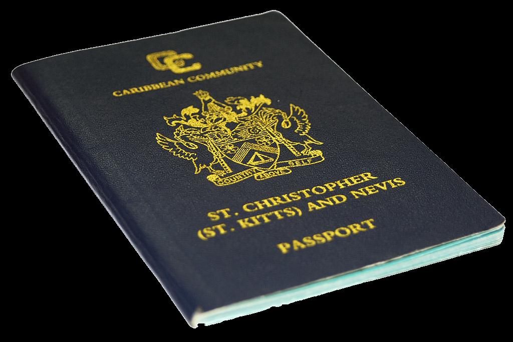 паспорт Сент-Китс