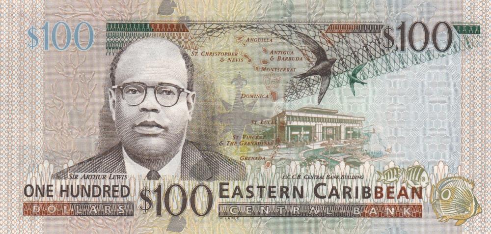 валюта Невиса