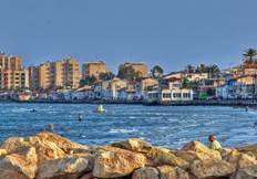 Кипрский город Ларнака