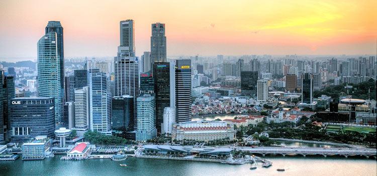 Учреждение компании в Сингапуре