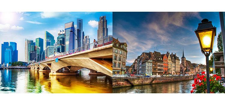 Договора об избежании двойного налогообложения между Сингапуром и Францией