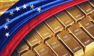 Venezuella-gold