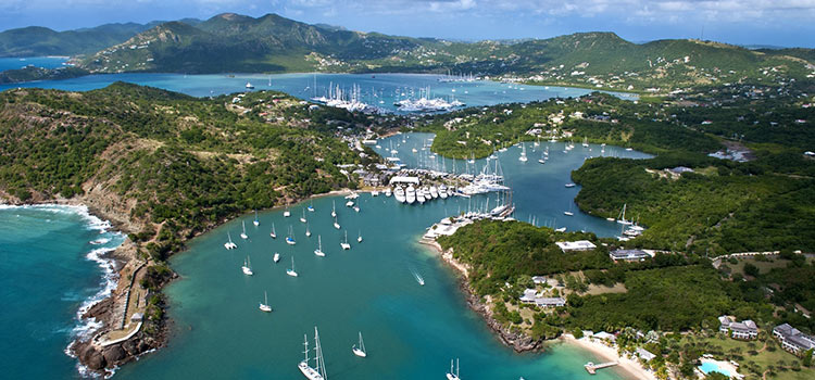 Corporate Bank Account in Antigua with the North International Bank from 3999  EUR
