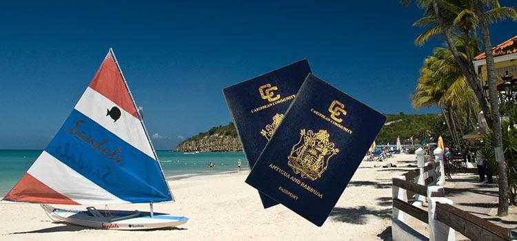 второе гражданство Антигуа и Барбуды за деньги