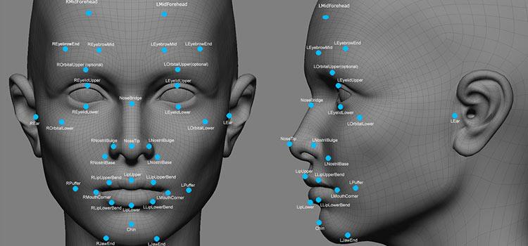 всех найдут с помощью лицевого распознания