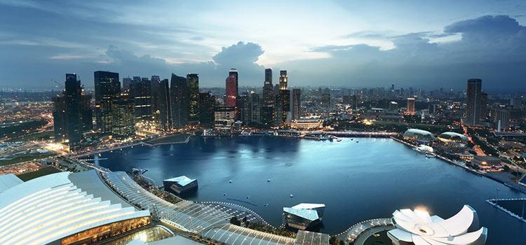 Как зарегистрировать фирму в Сингапуре онлайн