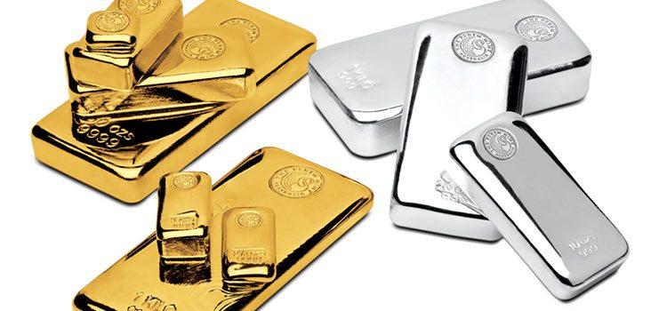 Как золото и серебро могут защитить Вас