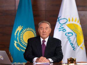 Президент Казахстана предлагает ввести глобальный налог