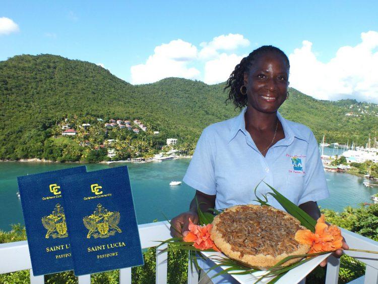 Caribbean-paport