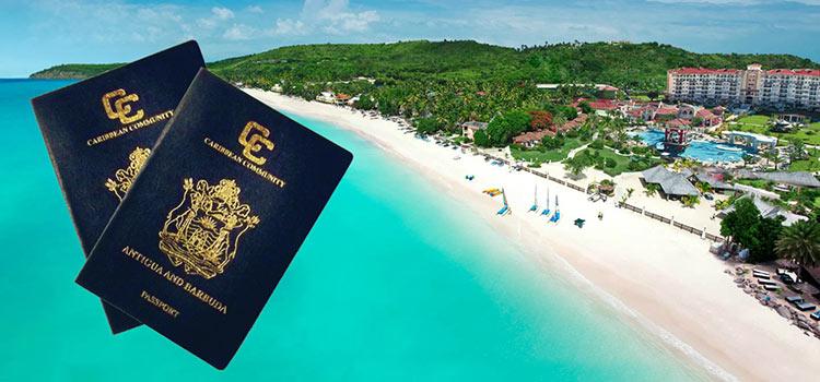 Второе гражданство Антигуа и Барбуды