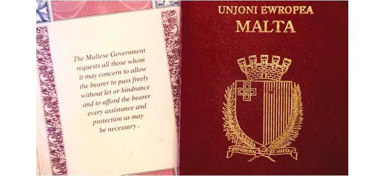 Второе гражданство Мальты за инвестиции