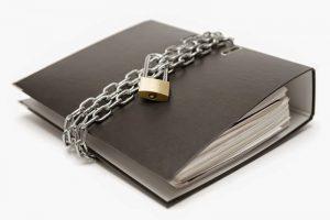 для безопасного хранения документации трастов
