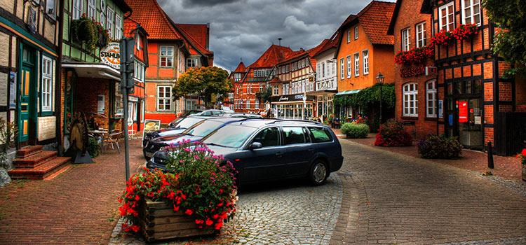 Как получить водительские права в Германии