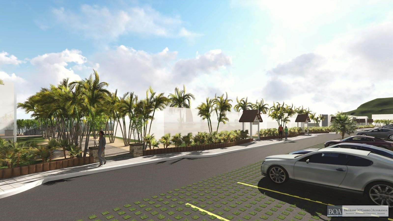 парковка в Невисе