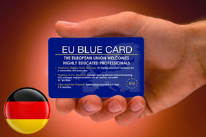 Blue Card Germany