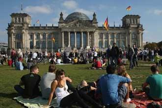 Подавать заявление в немецкий ВУЗ