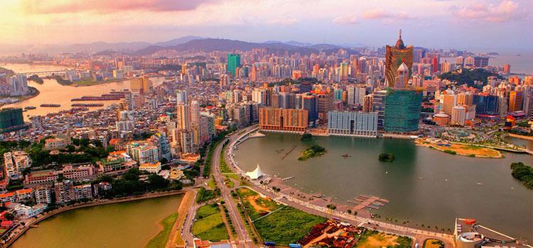 налогообложения между материковым Китаем и Макао