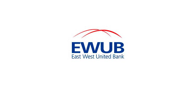 счета в East West United Bank в Люксембурге