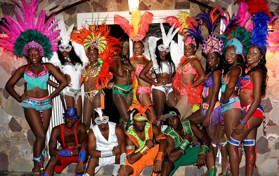 фестиваль Сент-Китс и Невис