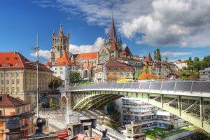 Швейцария получила высокую оценку от Глобального форума ОЭСР