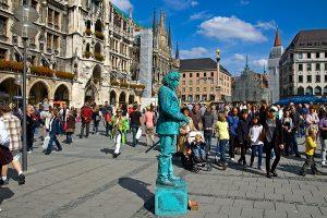работа для иностранного студента в Германии