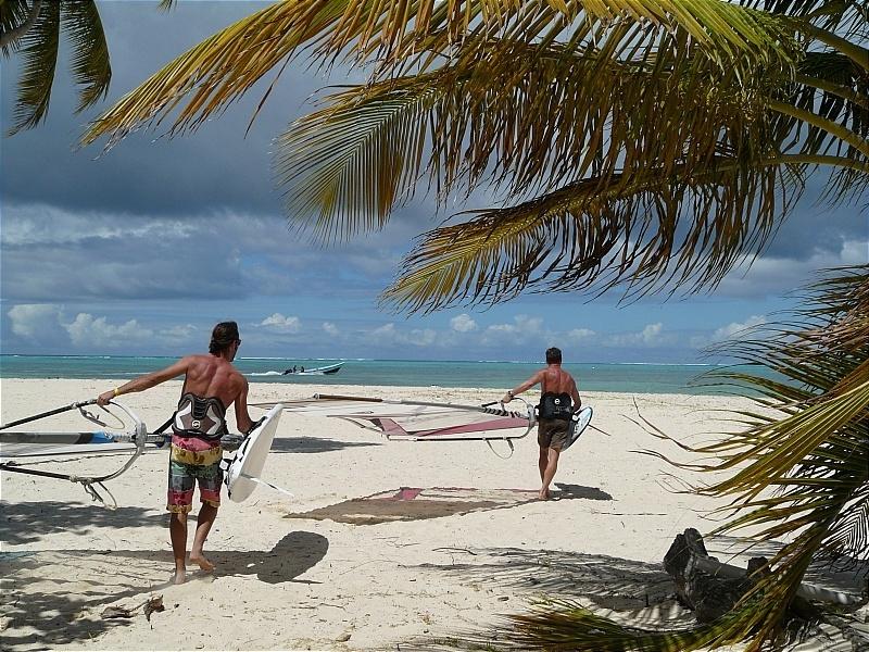 отдых на воде Сент-Китс и Невис
