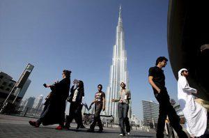 высотки в ОАЭ